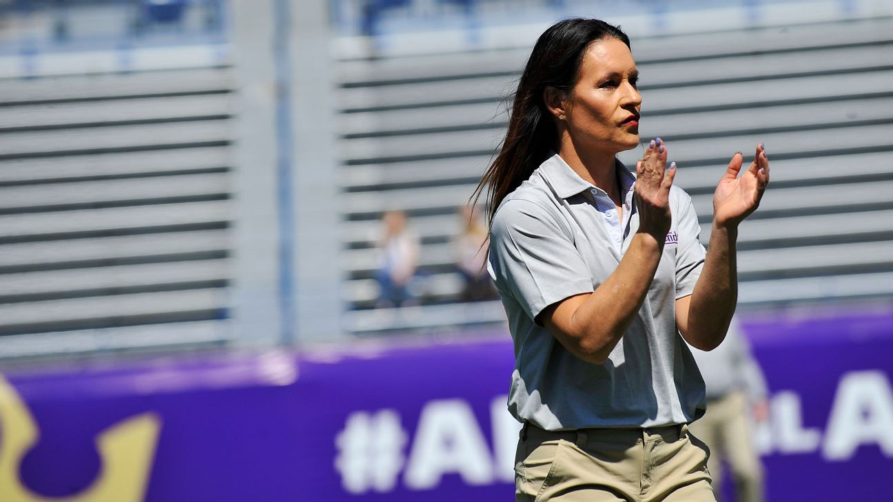 The Nat Coombs Column: How Phoebe Schecter is helping forge a path for women in the NFL