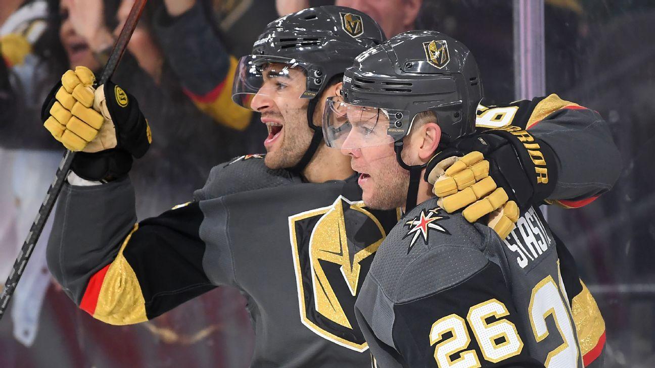 Ranking all 31 NHL teams by their forwards