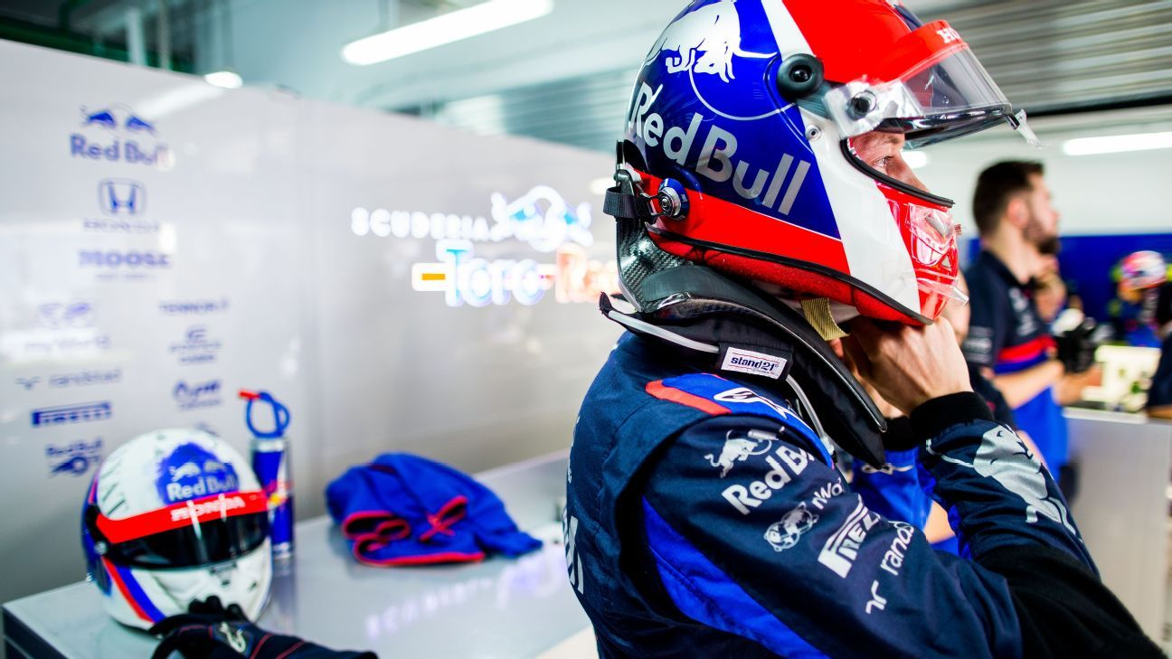Russian GP diary: Kvyat might defy F1 over 'joke' helmet change rule
