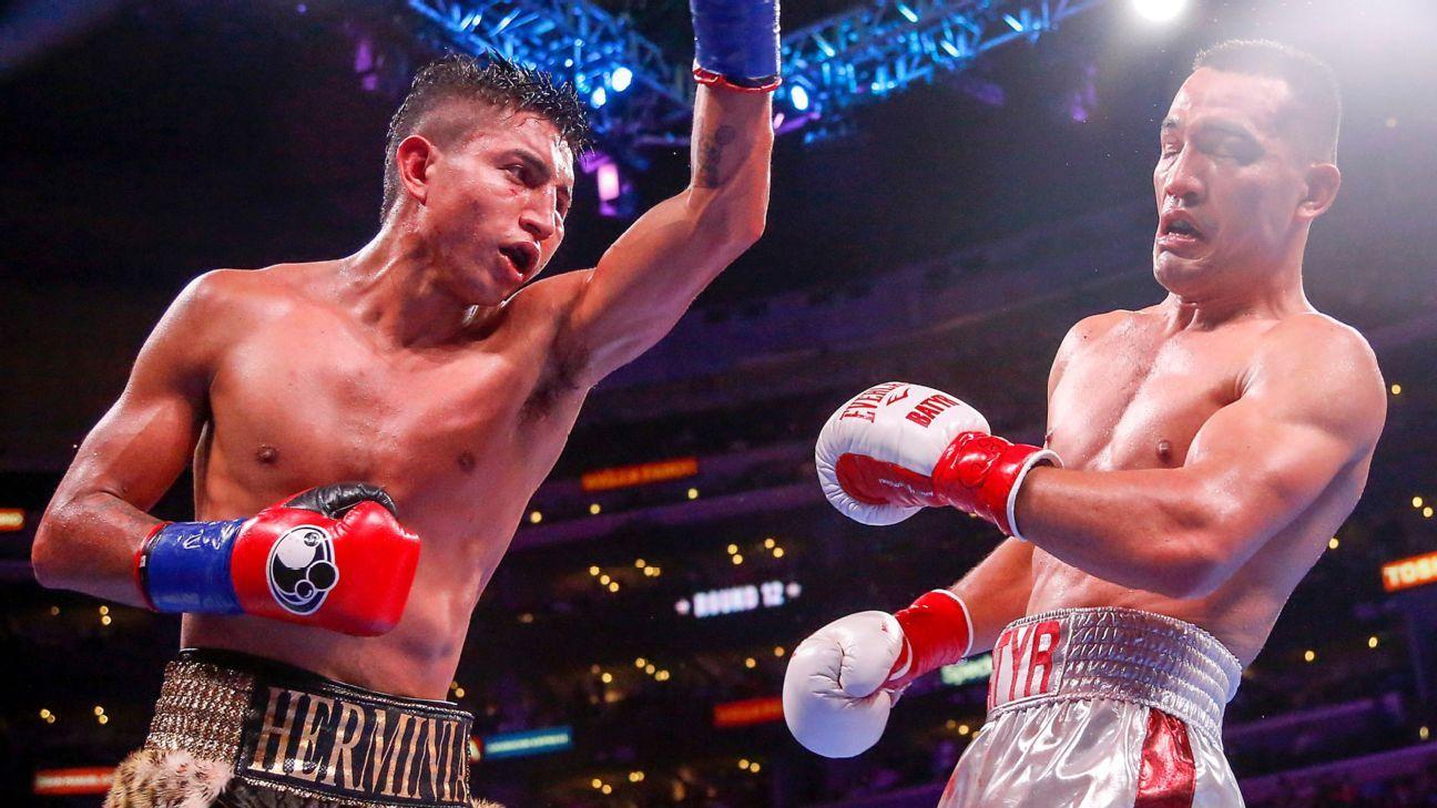 WBA orders rematch between Mario Barrios, Batyr Akhmedov