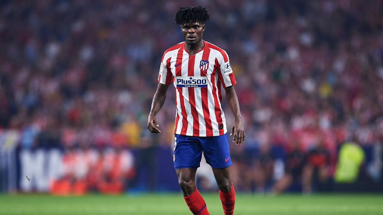 Sources: Atletico Madrid's Thomas joins list of players robbed in Spain