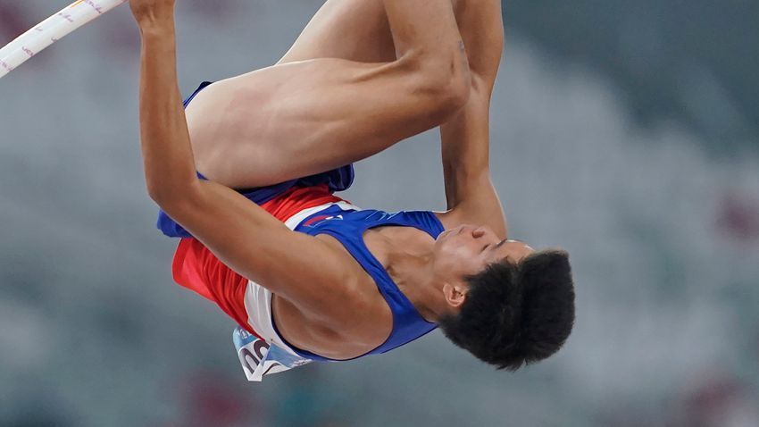 EJ Obiena still has unfinished business in SEA Games