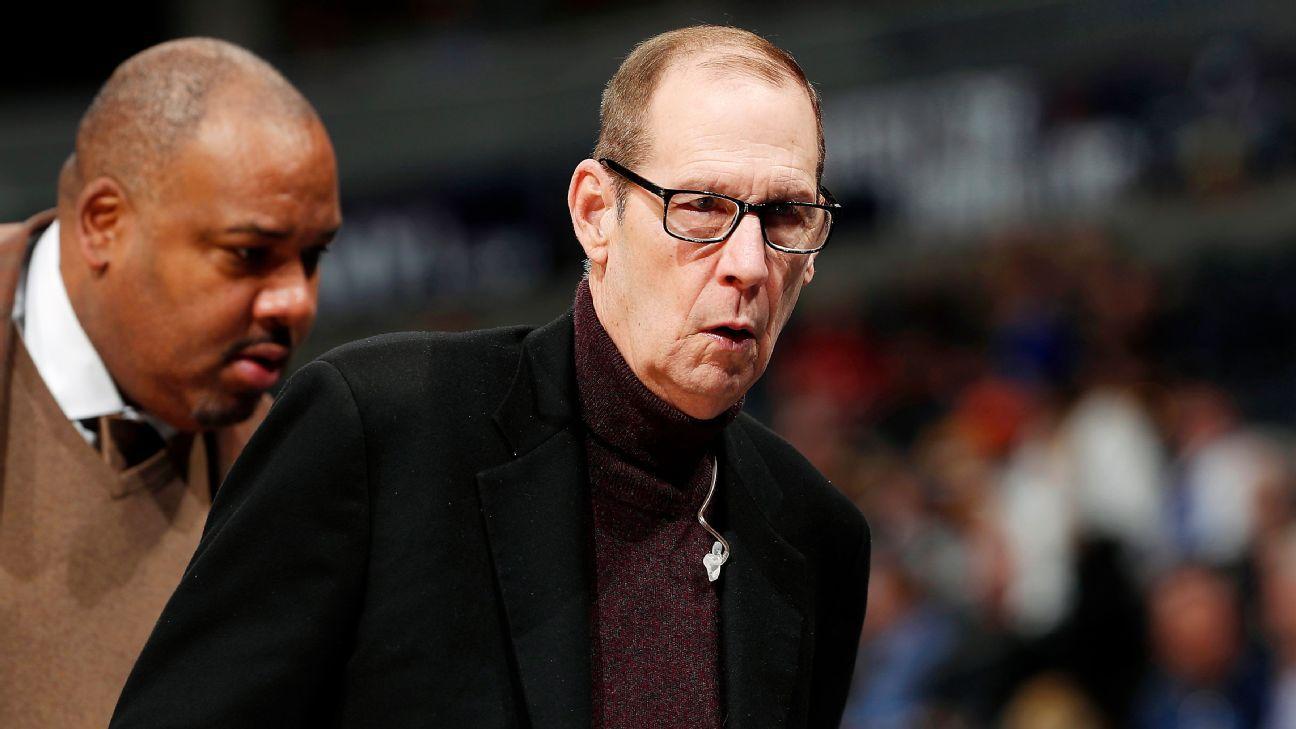 Chicago Bulls announcer Neil Funk retiring at end of season