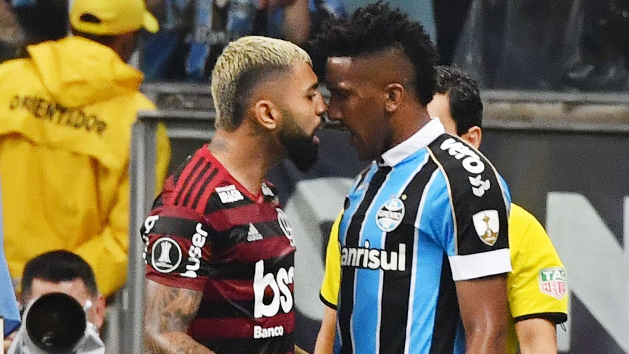 Best of Brazilian football on show as Flamengo, Gremio ...