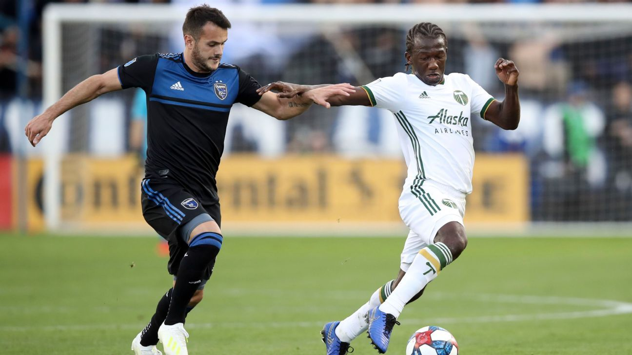 MLS Decision Day: Playoff places, home-field advantage and Golden Boot up for grabs