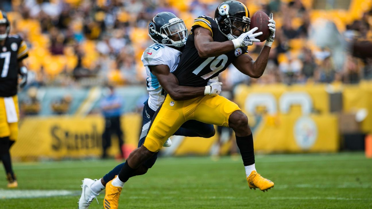 Sunday's fantasy football inactives watch -- Who's in and who's out?
