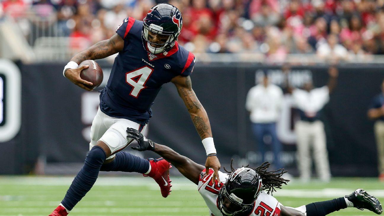 Week 5 NFL takeaways: Texans, Vikings and Ravens get back on track
