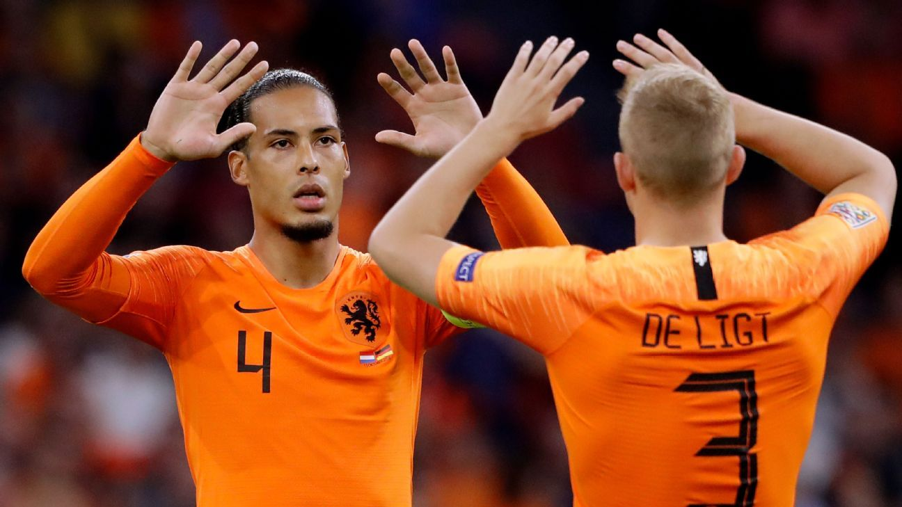 Euro Qualifiers: Time for the Dutch to step up; France are on upset alert