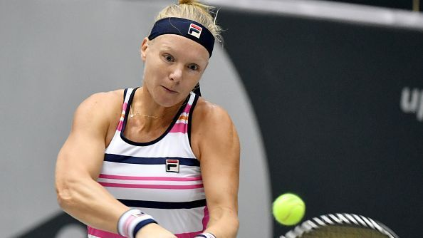 Top seed Kiki Bertens to play Coco Gauff in Linz quarterfinals