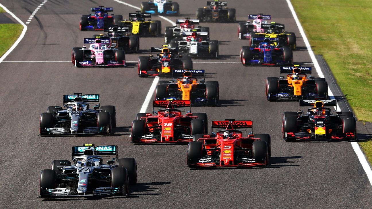 Japanese GP result declared one lap too early