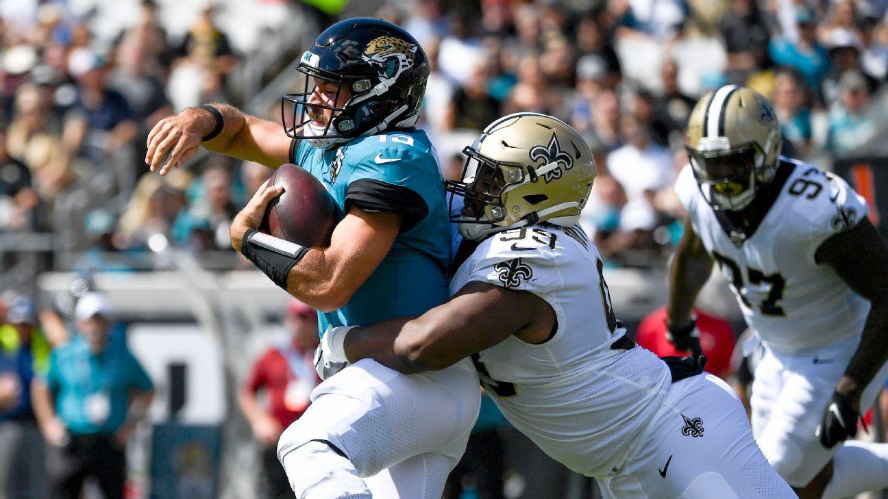 Jaguars' Gardner Minshew finally looks like a rookie quarterback