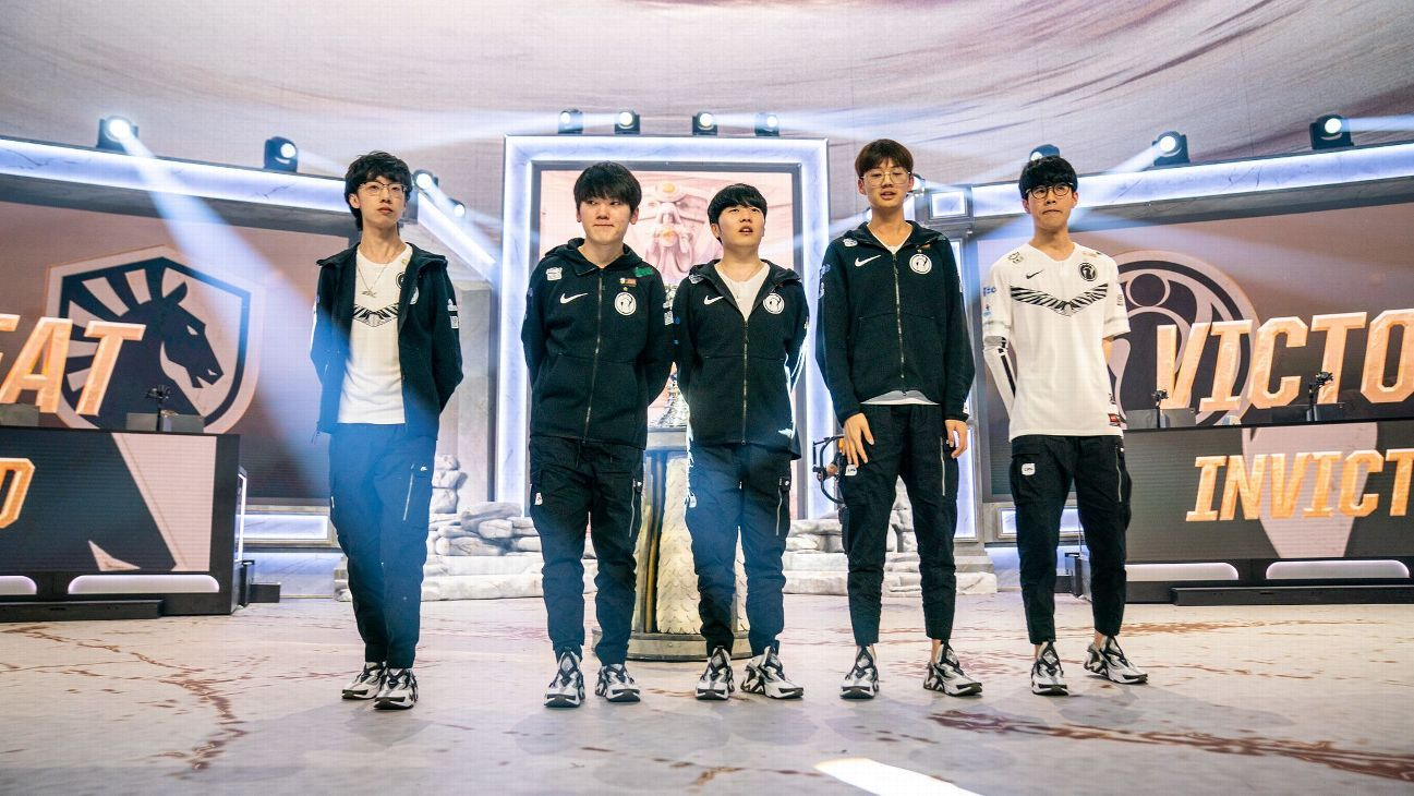 T1, Invictus Gaming undefeated in League of Legends World Championship groups