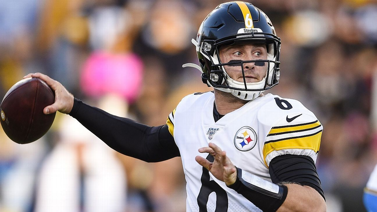 Duck dynasty? Steelers hang on for Devlin Hodges' first NFL victory