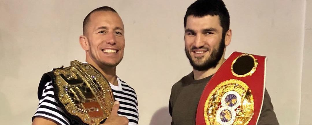 Learning from the best: How Georges St-Pierre became Beterbiev's mentor