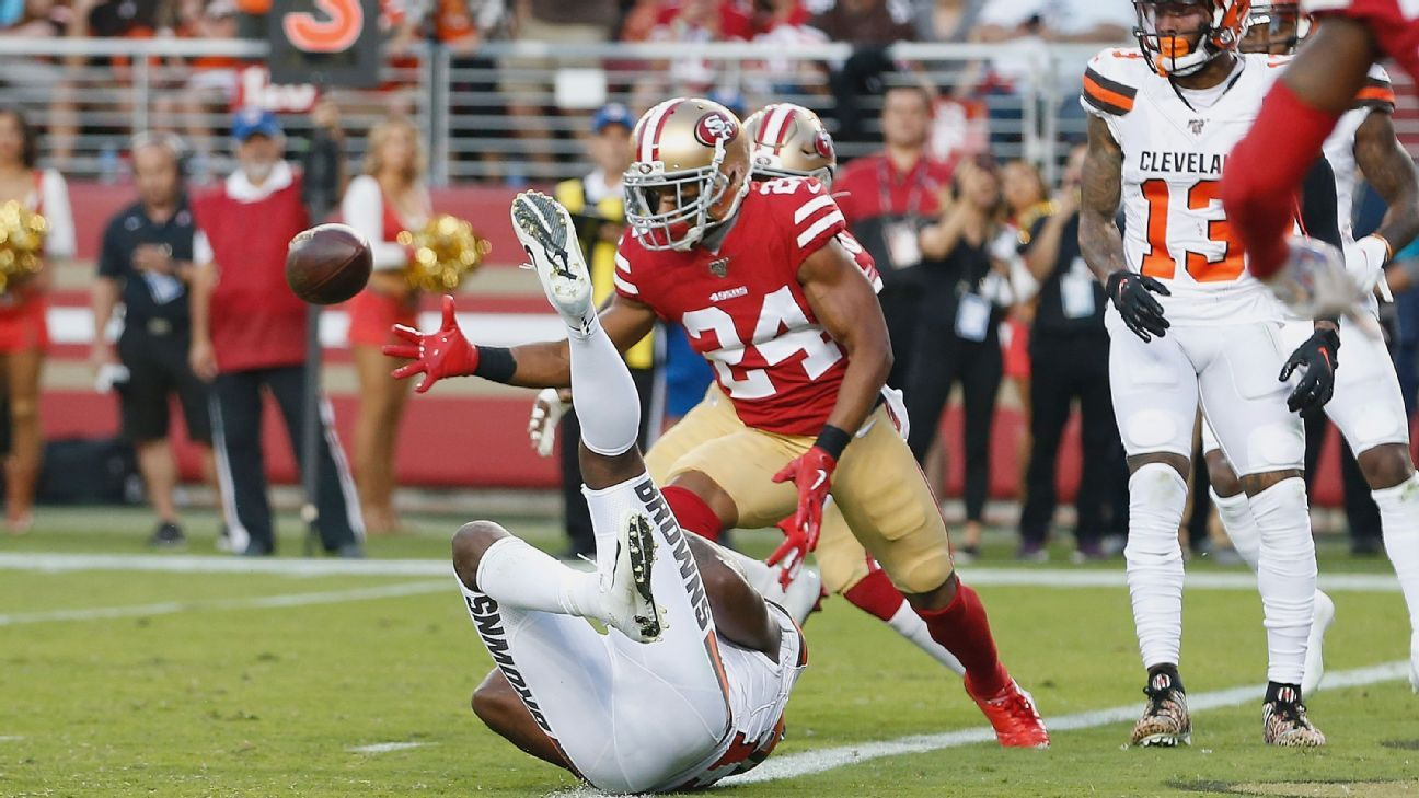 Turnover turnaround at center of 49ers' early-season defensive surge - NFL Nation- ESPN