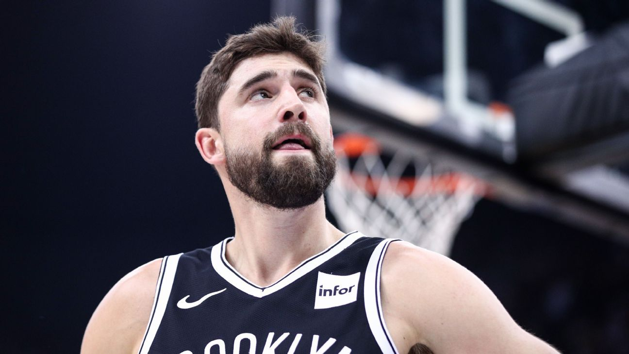 Nets players attempt to move on post-China trip
