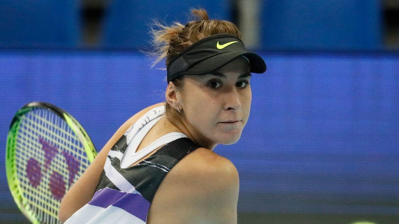 Bencic beats Anastasia Pavlyuchenkova to win Kremlin Cup