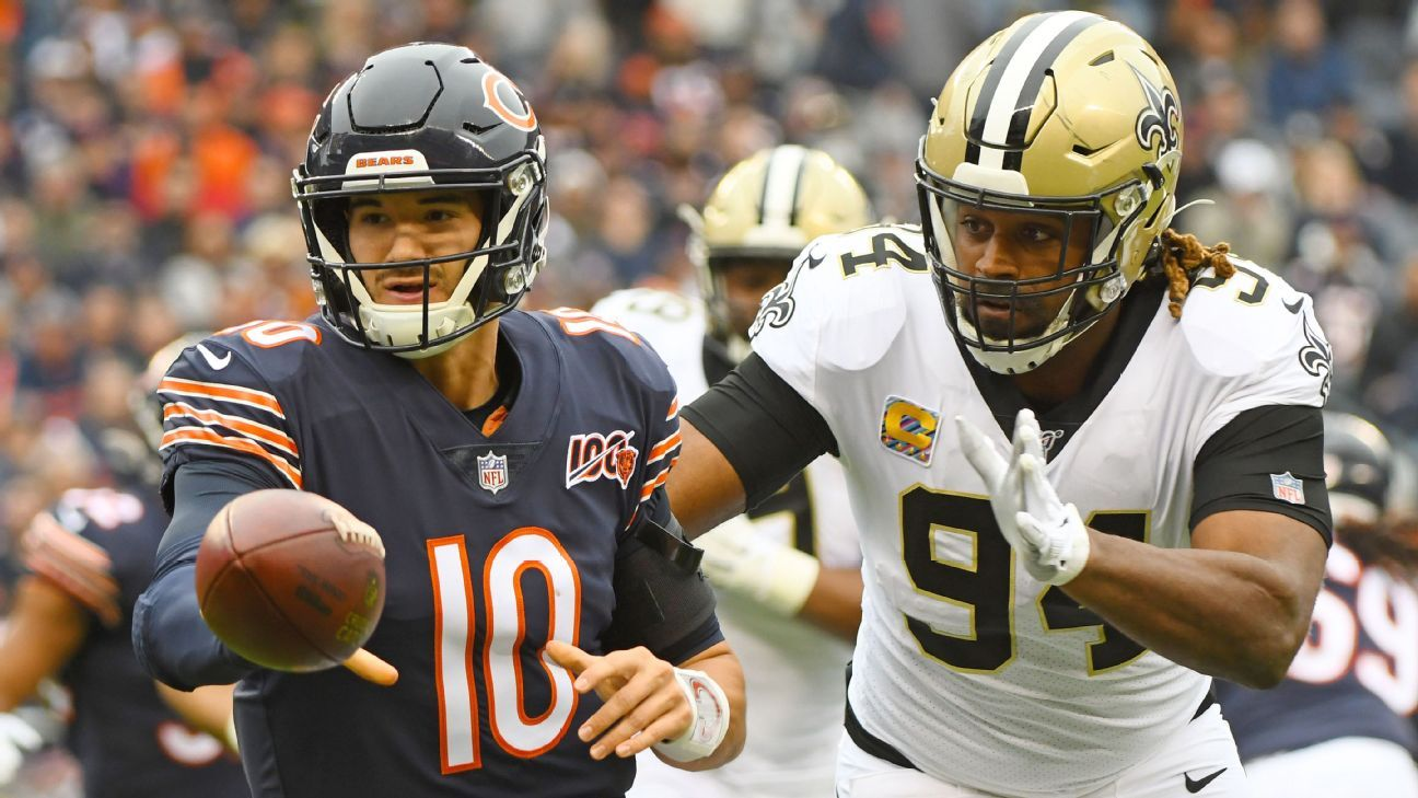 Let's overreact to Week 7: The Bears will miss the playoffs