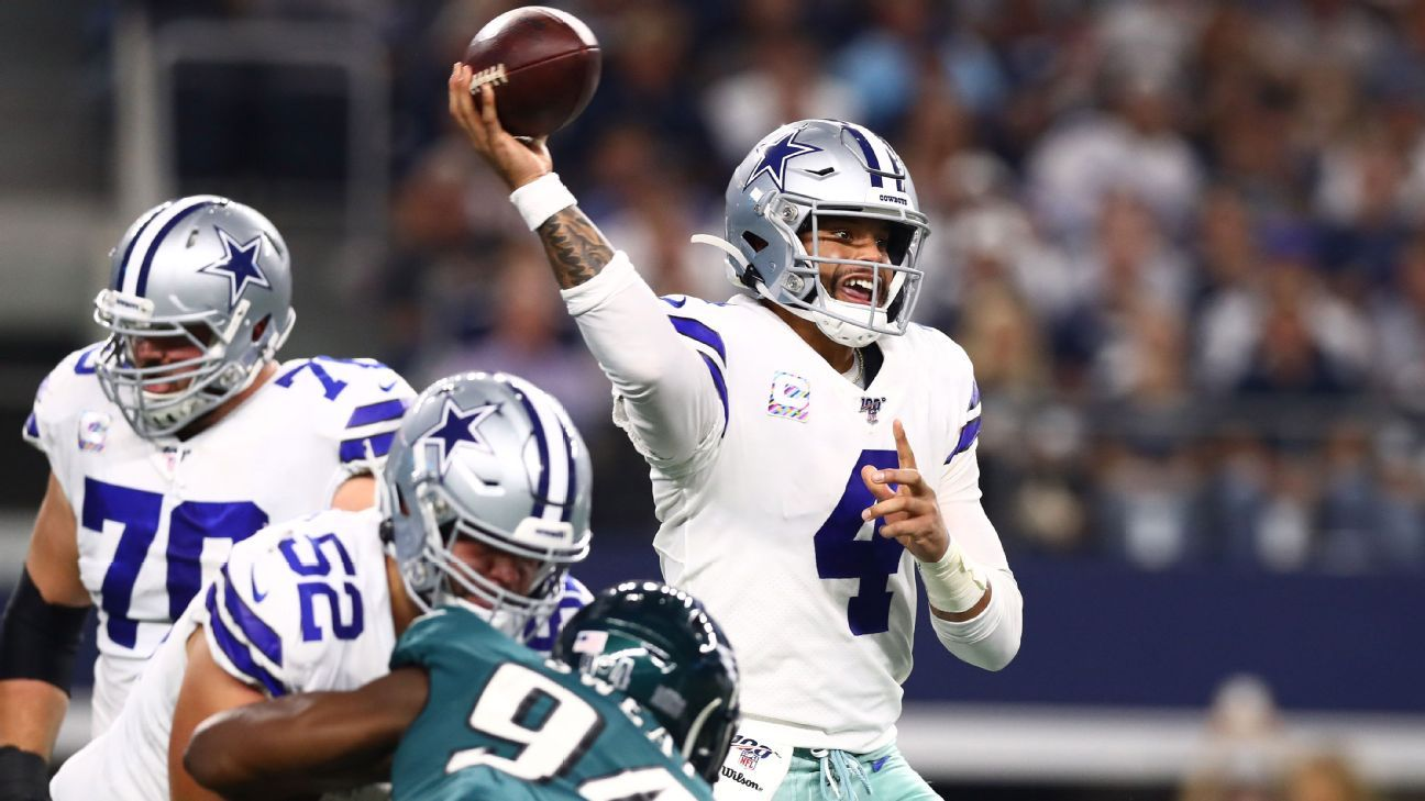 A must-win game in October? Cowboys follow through