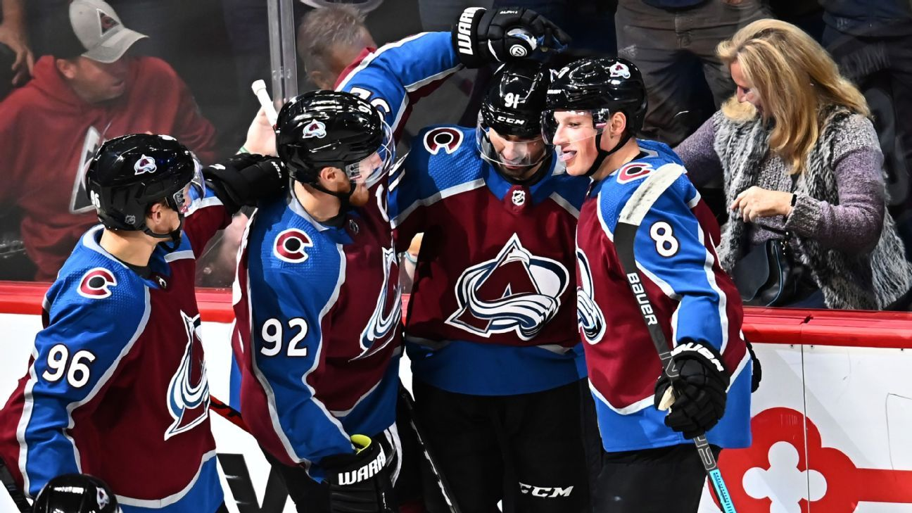 Gabriel Landeskog on the Avalanche hype -- and his golf rivalry with Nathan MacKinnon