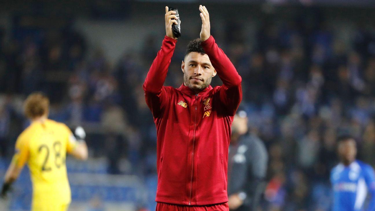 Ox, Keita illustrate Liverpool now have strength, options aplenty in midfield