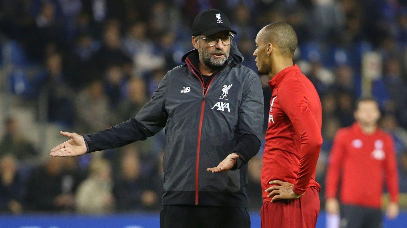 Liverpool boss Jurgen Klopp critical of his team despite big win over Genk