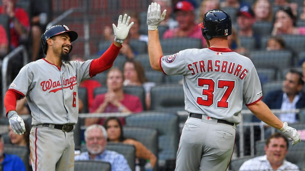 Nats owner: Can't keep Strasburg and Rendon