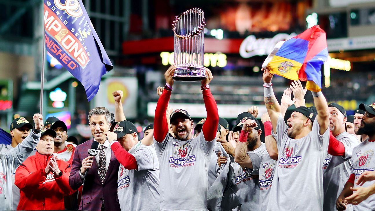The seventh inning that shocked Houston and made the Nationals World Series champions