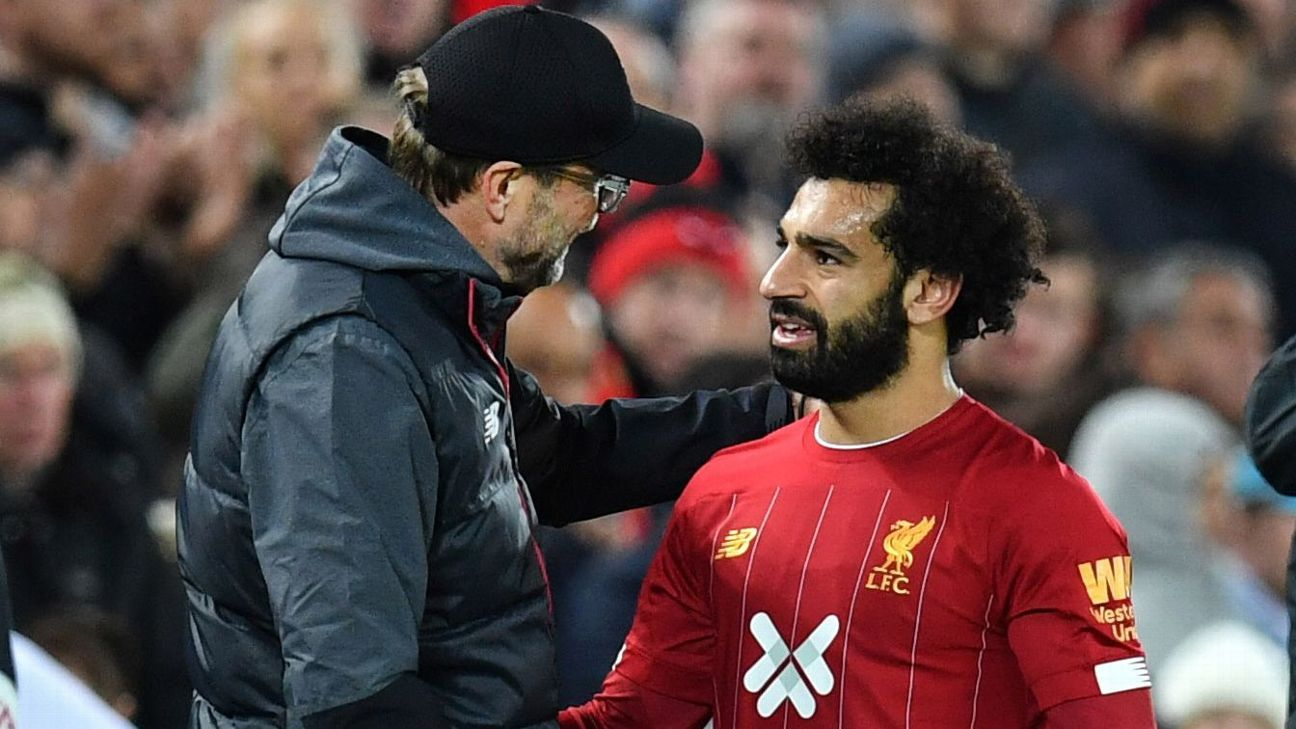 Sources: Liverpool concerned by latest Mohamed Salah knock