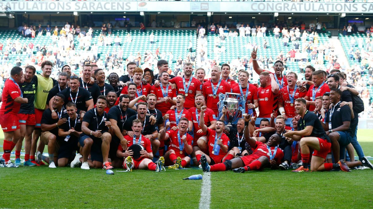 Saracens deducted 35 points, fined £5.3m for salary cap breach