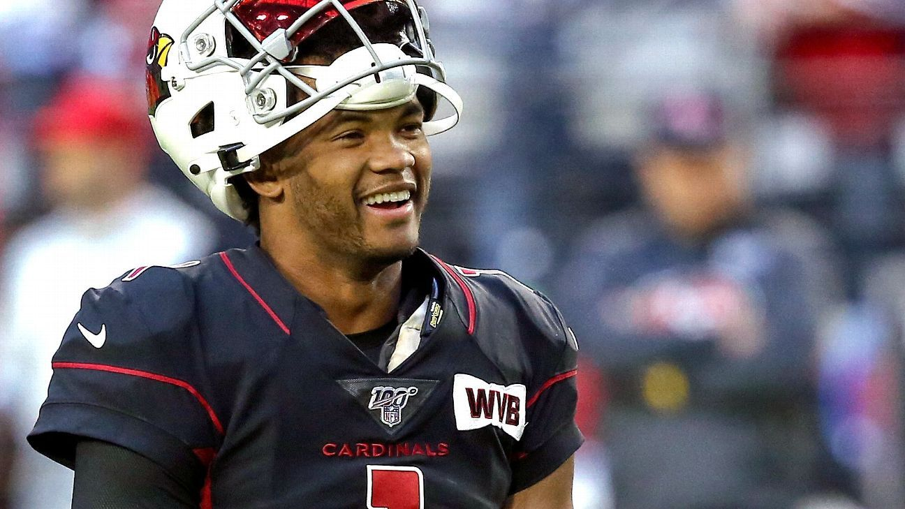 Kyler Murray believes he could play in NFL, MLB at same time