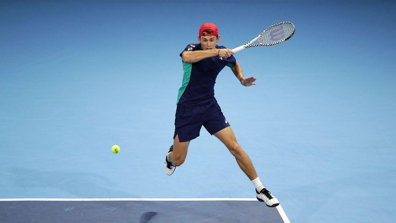 Canada end Aussies' Davis Cup campaign