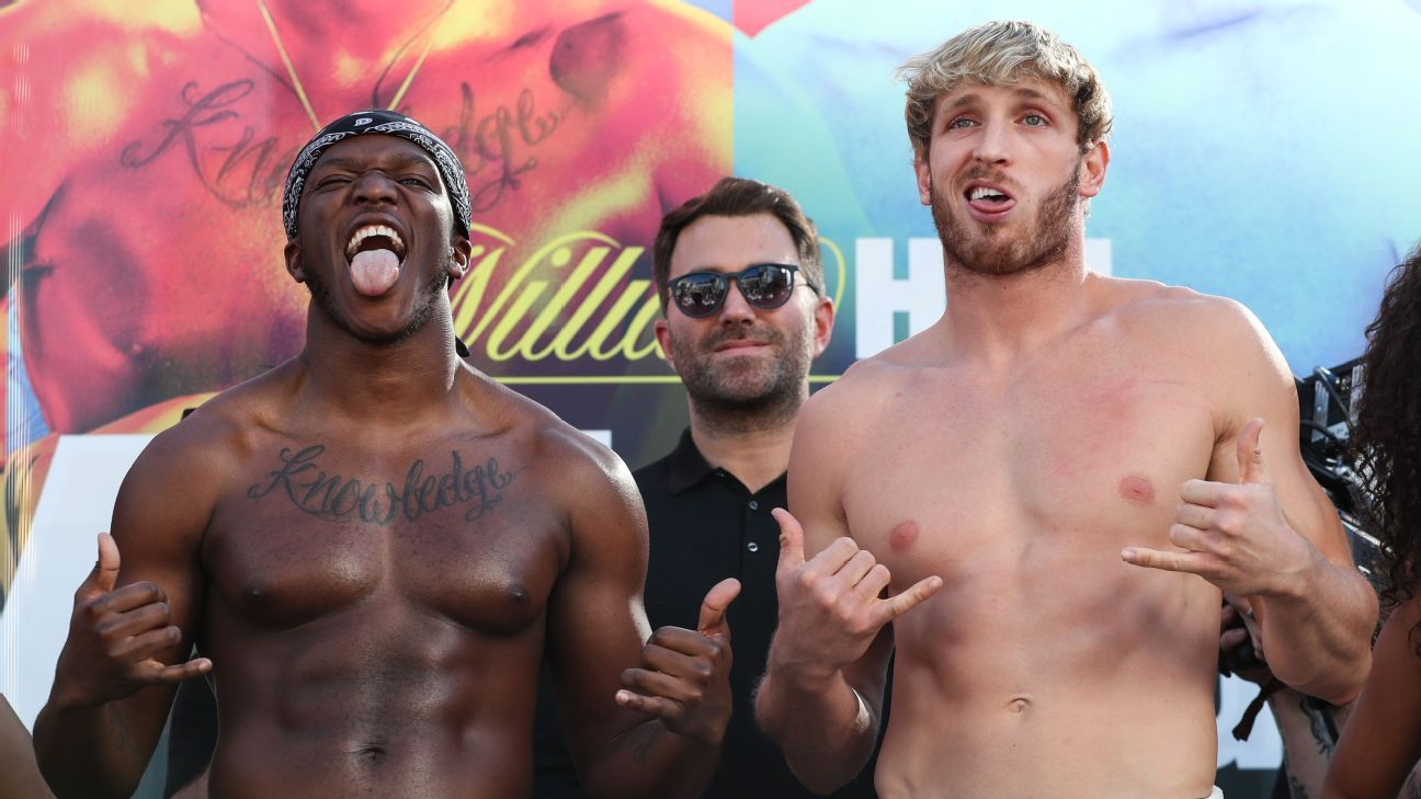 KSI vs. Logan Paul 2 live undercard results and analysis