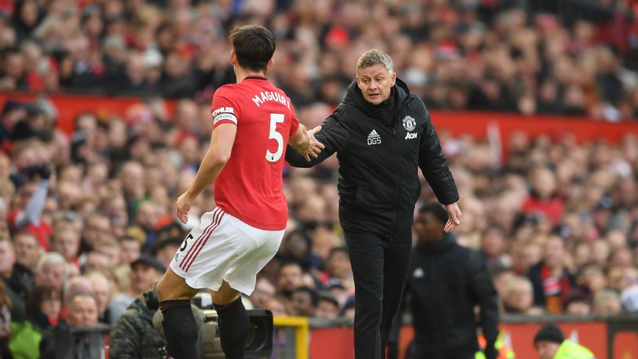 Manchester United played best game of season against Brighton - Solskjaer