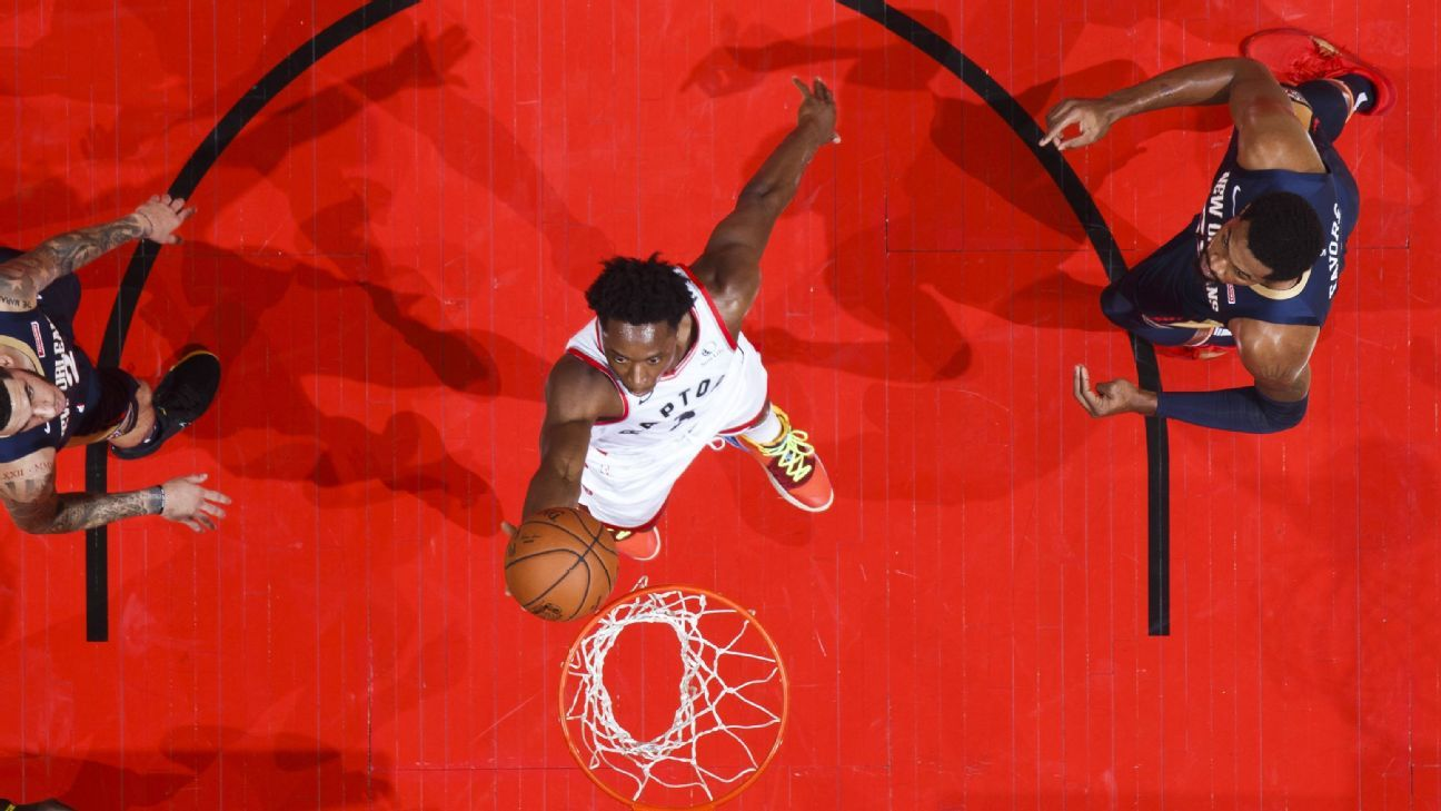 OG Anunoby among top fantasy basketball free-agent finds