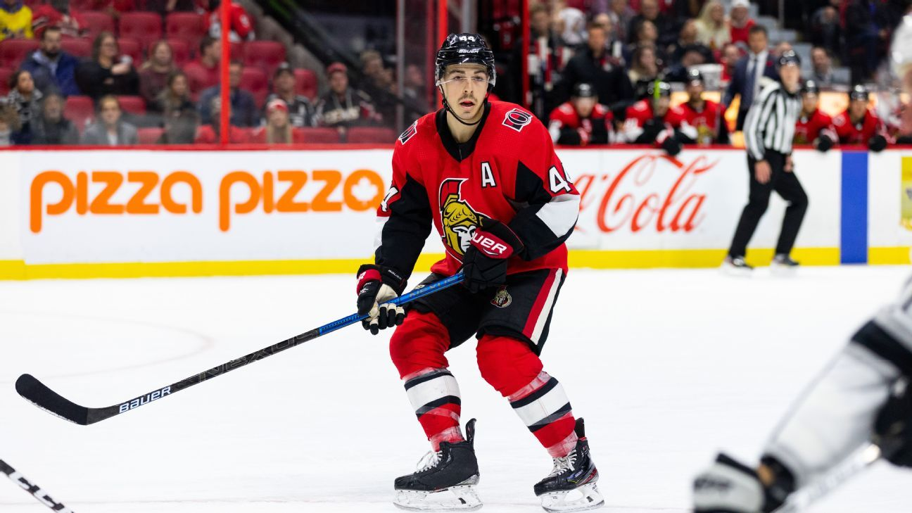 Waiver watch: A plus-minus standout from Ottawa?