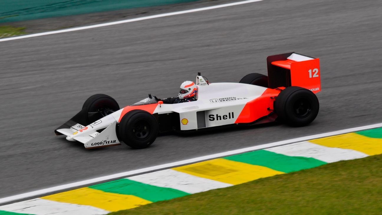Brazilian Grand Prix diary: Bruno Senna to drive uncle Ayrton's 1988 car
