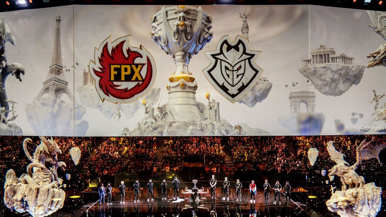 Putting the League of Legends World Championship in perspective