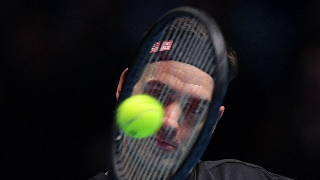 Roger Federer braced for another next-gen challenge in 2020 - ESPN