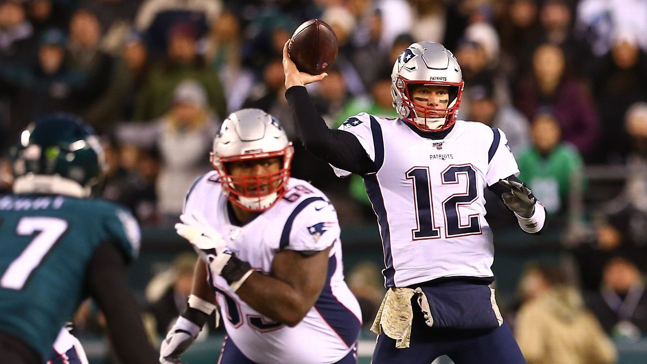 How can Patriots get Tom Brady, offense on track?