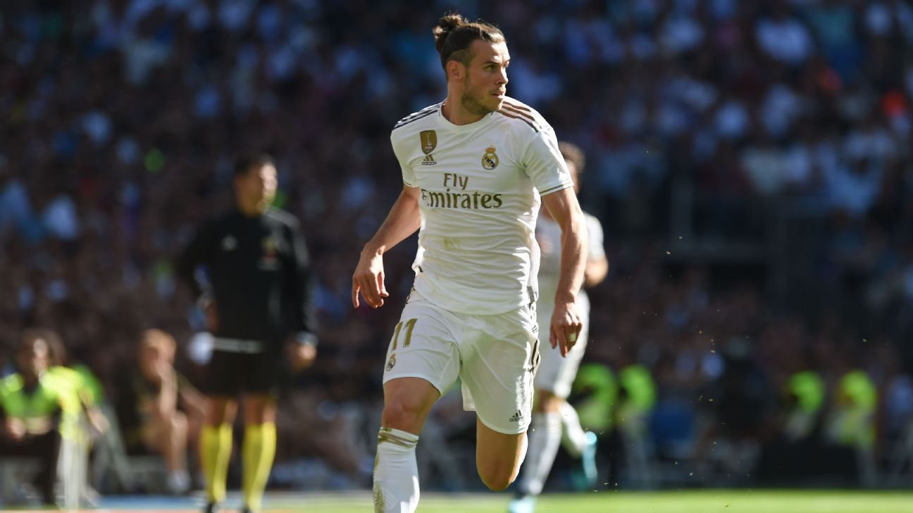 Real Madrid star Bale's passion for golf 'healthy,' says golfer Sergio Garcia