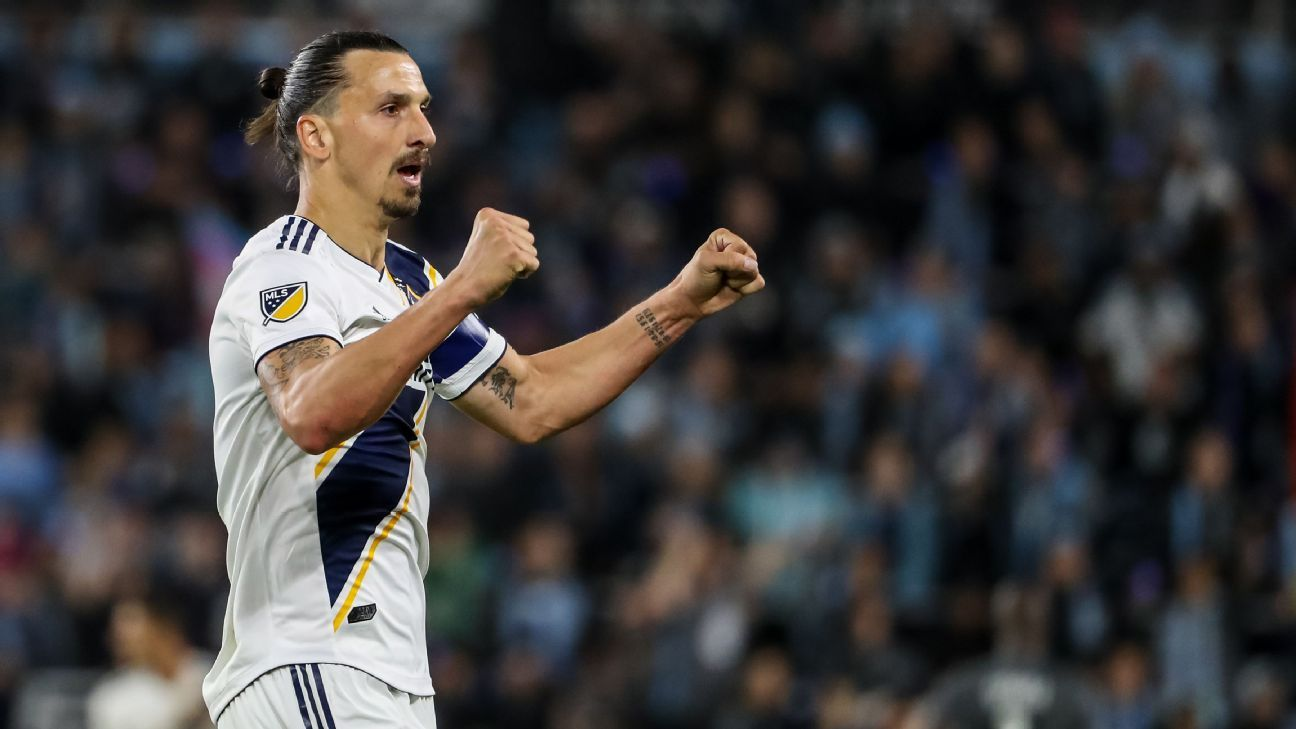 Zlatan Ibrahimovic's next club: Our inside look at where he might go after LA Galaxy