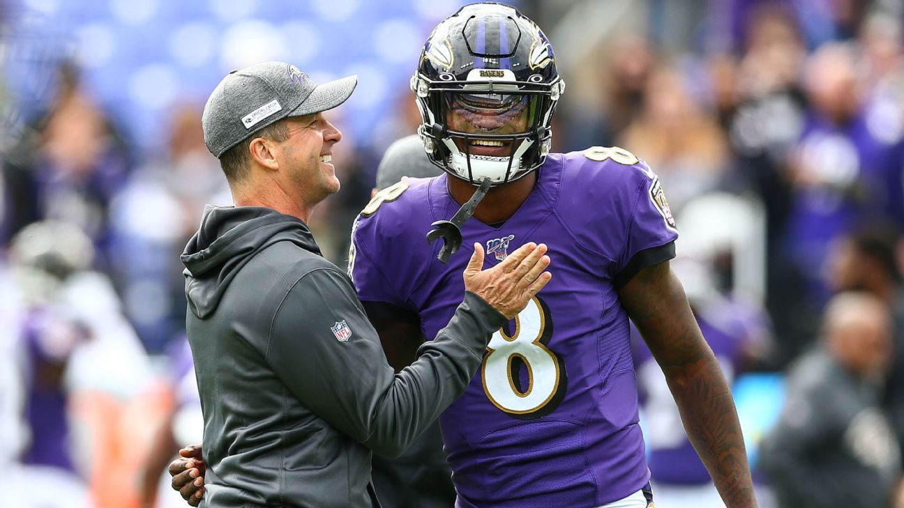 Why Lamar Jackson and John Harbaugh needed each other, and football needed them together