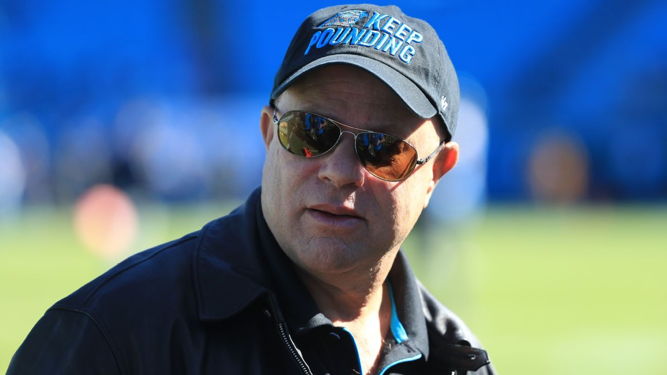 Panthers owner David Tepper, frustrated by latest loss, says he won't accept long-term mediocrity