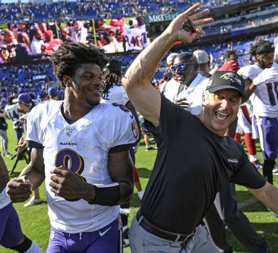 Why Lamar Jackson And John Harbaugh Needed Each Other And Football Needed Them Together