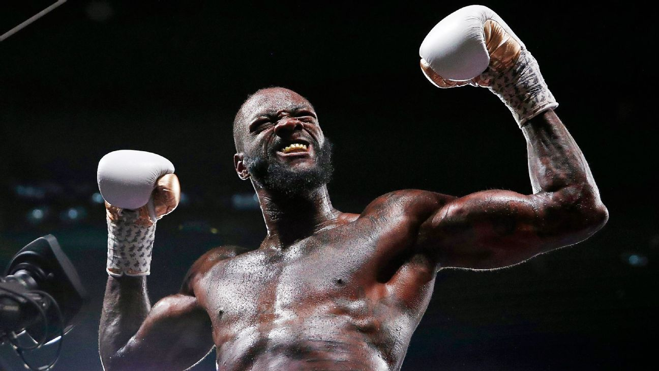 Experts' take: Can Deontay Wilder always find that punch?