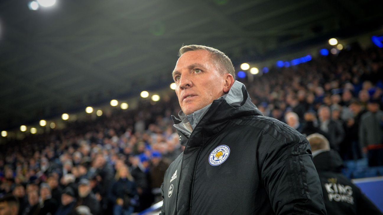 Rodgers signs new Leicester deal amid Arsenal links