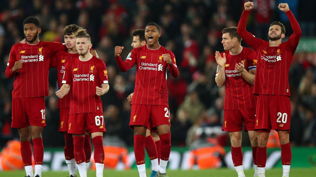 Liverpool set to field inexperienced Carabao Cup team, youngsters included in Club World Cup squad