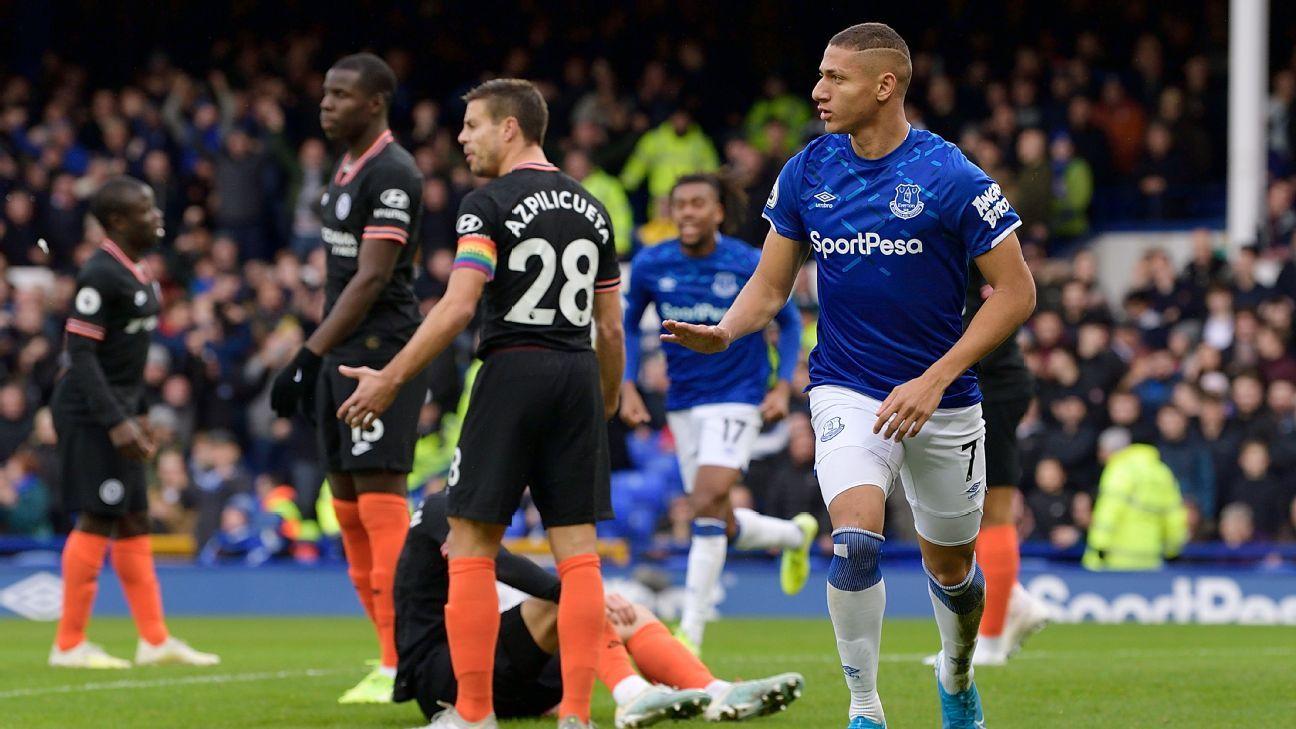 Everton vs