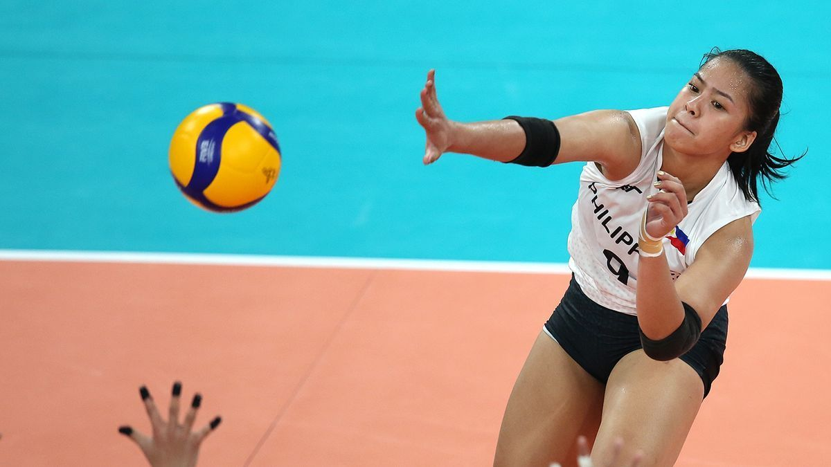 Win Remains Elusive For Ph Women S Volleyball Team